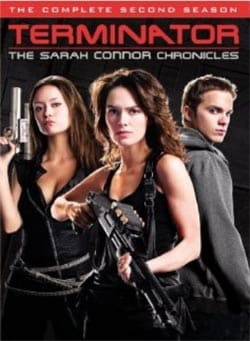 Terminator: The Sarah Connor Chronicles Complete Second Season (DVD) 5478000