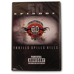 Traumahead 50-episode 'Thrills Spills Kills' DVD