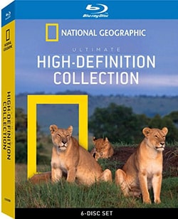 National Geographic Ultimate High-Definition Collection (Blu-ray Disc) 5488130