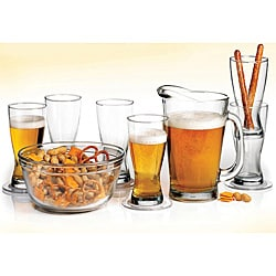 Anchor Hocking 14-piece Beer Party Set 5492034