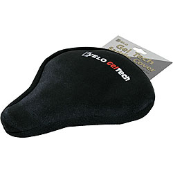 Velo GelTech Black Saddle Bicycle Seat Cover
