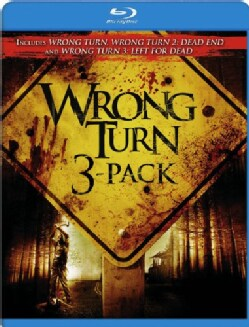 Wrong Turn 3-Pack (Blu-ray Disc) 5566009