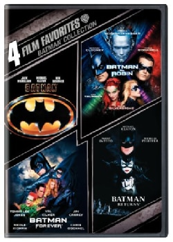 4 Film Favorites: Batman Collection (DVD) 5579468