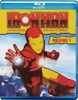 Iron Man: Armored Adventures Volume 1 (Blu-ray Disc) 5585471