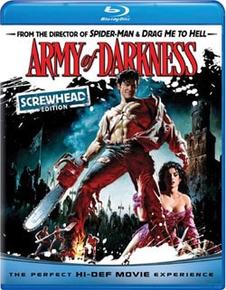 Army of Darkness Screwhead Edition (Blu-ray Disc) 5587930