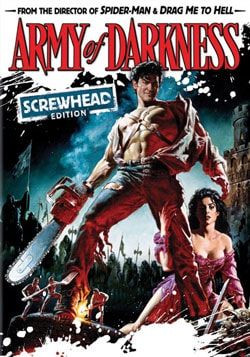 Army of Darkness - Screwhead Edition (DVD) 5587931