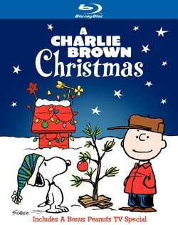 A Charlie Brown Christmas (Deluxe Edition) (Blu-ray Disc) 5588124