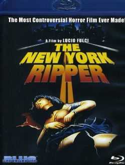 The New York Ripper (Blu-ray Disc) 5595397