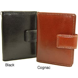 Colombo Snap-closure Keyring Cardholder