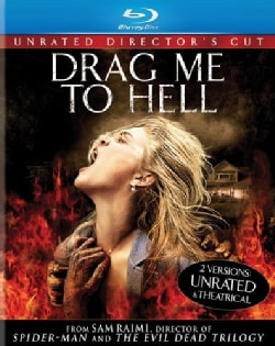 Drag Me To Hell (Blu-ray Disc) 5601495