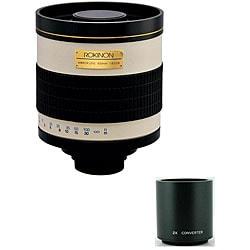 Rokinon 800mm/ 1600mm Mirror Lens for Olympus
