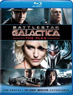 Battlestar Galactica: The Plan (Blu-ray Disc) 5604087