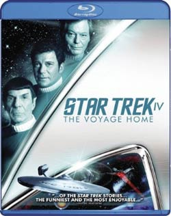 Star Trek IV: The Voyage Home (Blu-ray Disc) 5604101