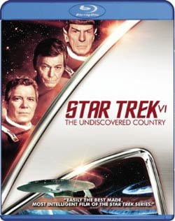 Star Trek VI: The Undiscovered Country (Blu-ray Disc) 5604103