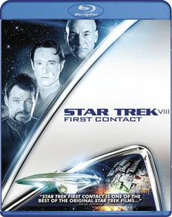 Star Trek VIII: First Contact (Blu-ray Disc) 5604105