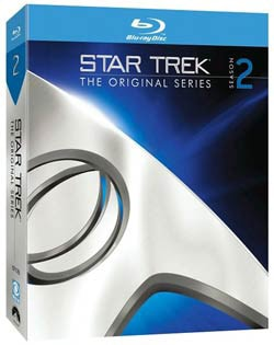 Star Trek: The Original Series: Season Two (Blu-ray Disc) 5604107