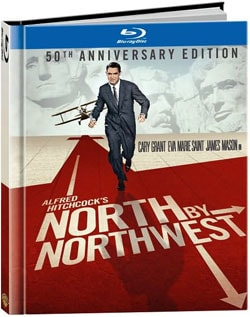 North by Northwest DigiBook (Blu-ray Disc) 5606287
