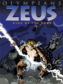 Zeus: King of the Gods (Hardcover) 5606847