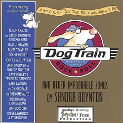 SANDRA BOYNTON – DOG TRAIN