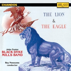 SULLIVAN/TRADITIONAL/HOLST - LION & THE EAGLE 5627964