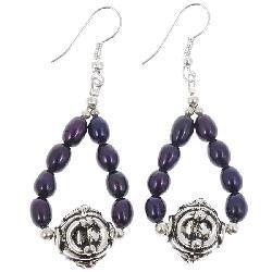 Pearl Silver Earrings (Thailand)