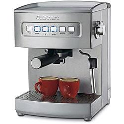 Cuisinart EM-200 Cuisinart Programmable 15-Bar Espresso Maker with Espresso Tamper (5060mm Size) 300751717