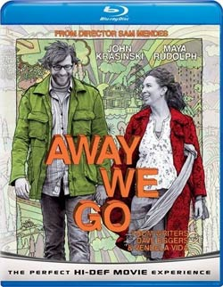 Away We Go (Blu-ray Disc) 5697427