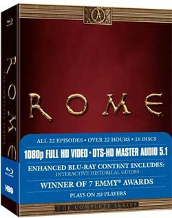 Rome: The Complete Series (Blu-ray Disc) 5719948