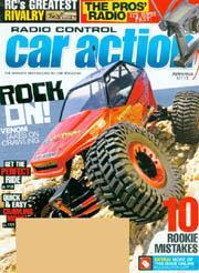 Radio Control Car Action, 12 issues for 1 year(s)