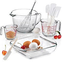 Anchor Hocking 9-piece Mix/ Measure Baking Set 5725037