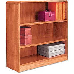 Alera Radius Corner Bookcase