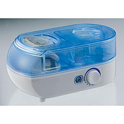 Personal Travel-size Humidifier and Ionizer 5744812