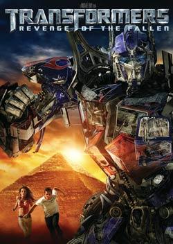 Transformers: Revenge of the Fallen (DVD) 5760380