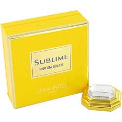 Jean Patou Sublime Women's 2.8-gram Solid Perfume