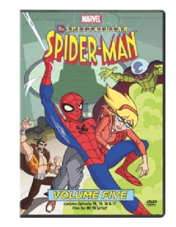 The Spectacular Spider-Man Vol 5 (DVD) 5768444