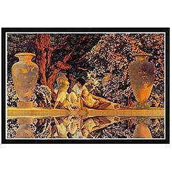 'Garden Of Pleasure' Framed Art Print