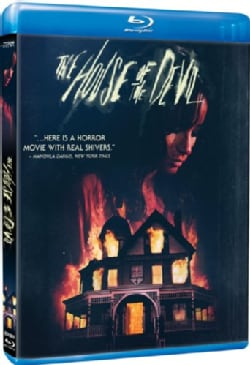 The House of The Devil (Blu-ray Disc) 5793362