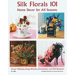 Design Originals 'Silk Florals 101' Craft Book