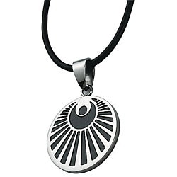 Stainless Steel Egyptian Isis Necklace