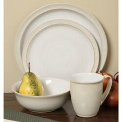 Denby Linen 16 -piece Dinnerware Starter Set