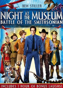 Night at the Museum - Battle of the Smithsonian (DVD) 5824796