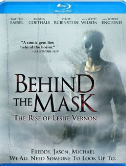 Behind The Mask (Blu-ray Disc) 5851524