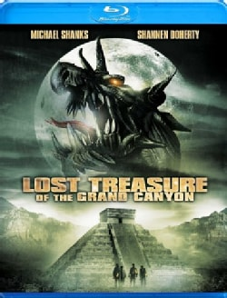 Lost Treasure Of The Grand Canyon (Blu-ray Disc) 5851552