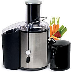 Stainless Steel Full-function 2-speed Fruit/ Vegetable Juicer 5853114