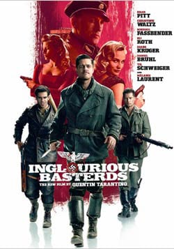 Inglourious Basterds (DVD) 5862765