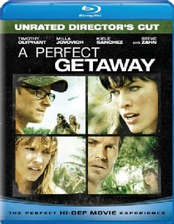A Perfect Getaway (Theatrical/Unrated Director's Cut) (Blu-ray Disc) 5865297