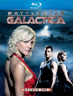 Battlestar Galactica: Season One (Blu-ray Disc) 5871444