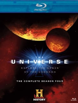 The Universe: The Complete Season 4 (Blu-ray Disc) 5871659