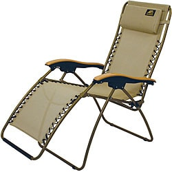 ALPS Mountaineering Wide Tan Lay-Z Lounger