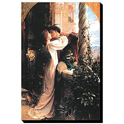 'Romeo and Juliet' Canvas Art